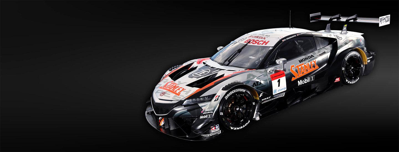 STANLEY NSX-GT<br>SUPER GT 2021 参戦<br><br><br><br><br><br>